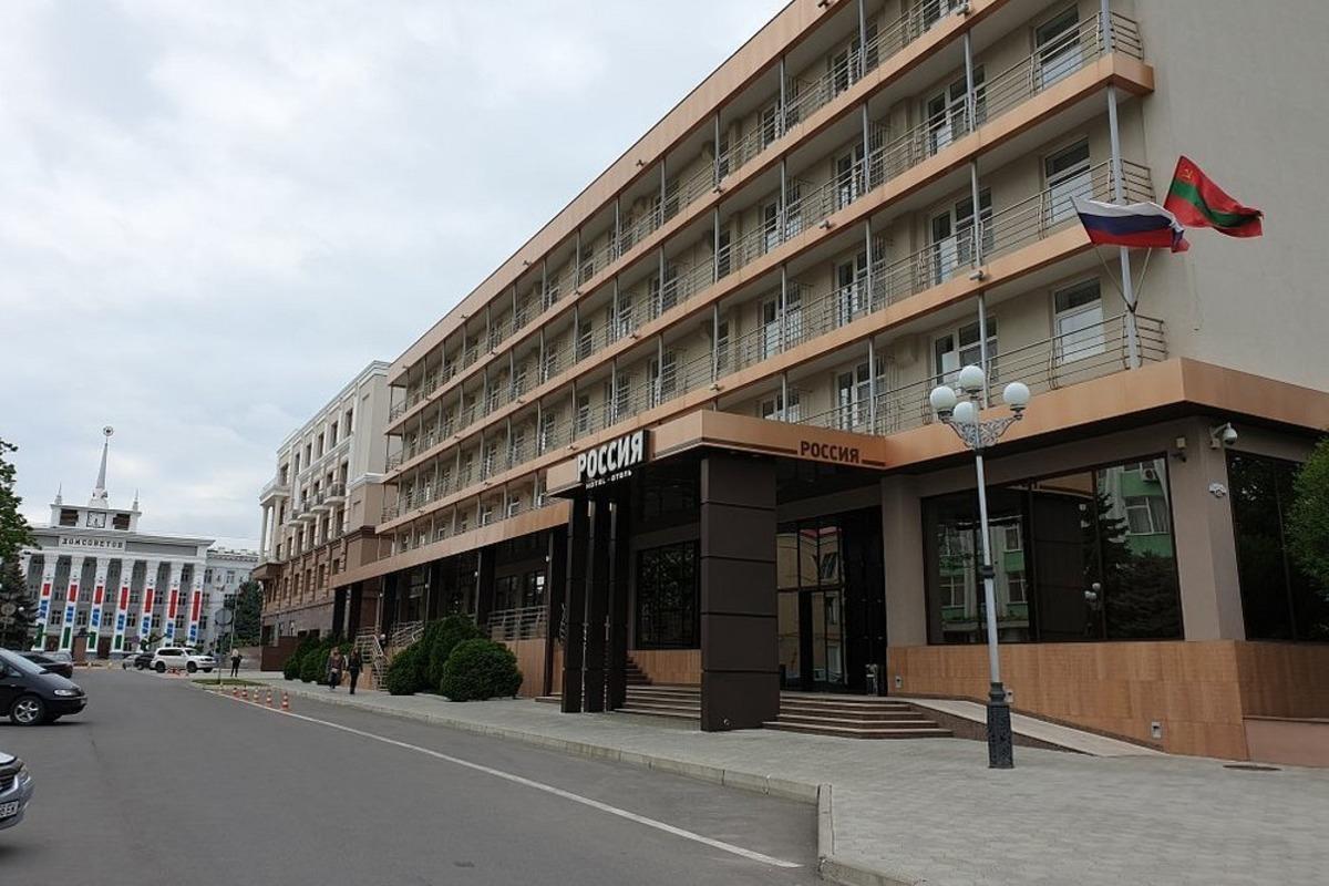 """Отель """"Россия"""" в Тирасполе / фото tripadvisor.ru"""