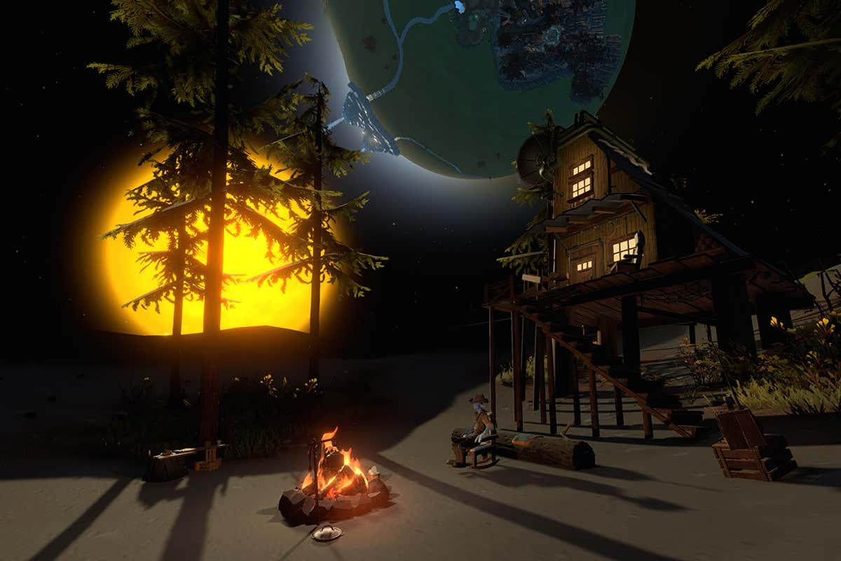 Outer Wilds / скриншот