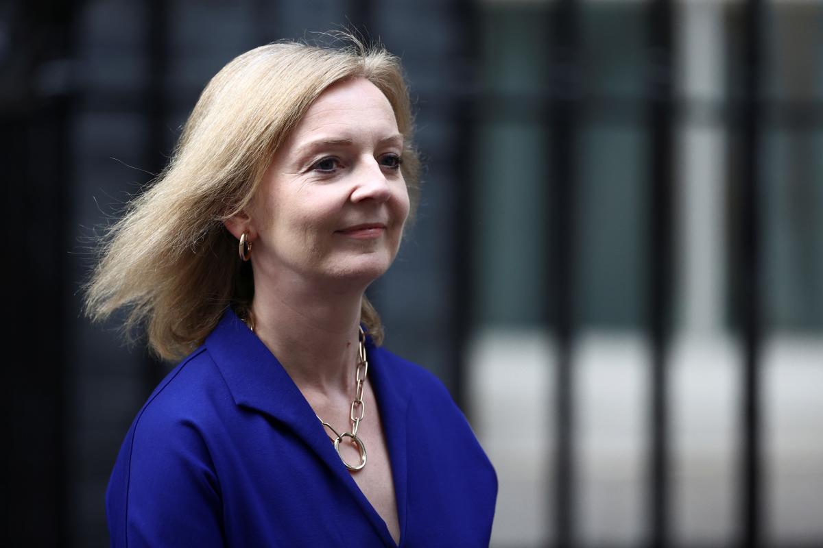 Элизабет Трасс станет главой МИД Великобритании / фото REUTERS