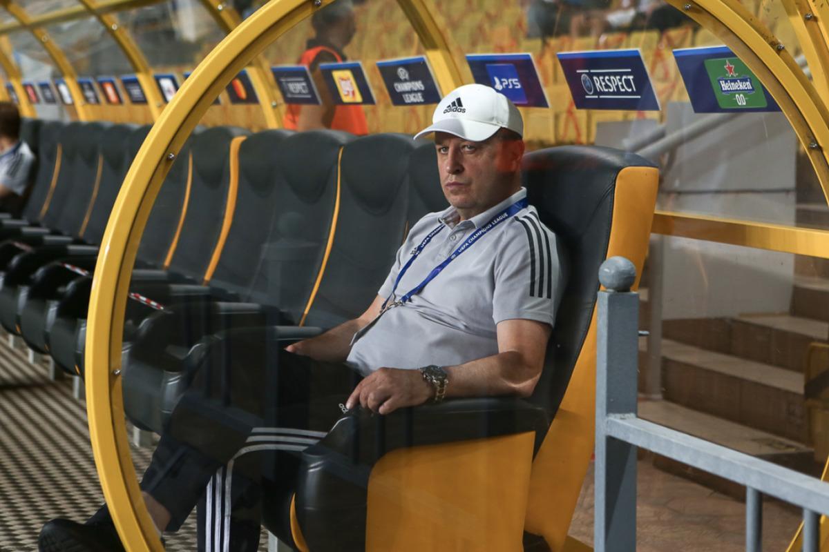 Юрий Вернидуб / фото ФК Шериф