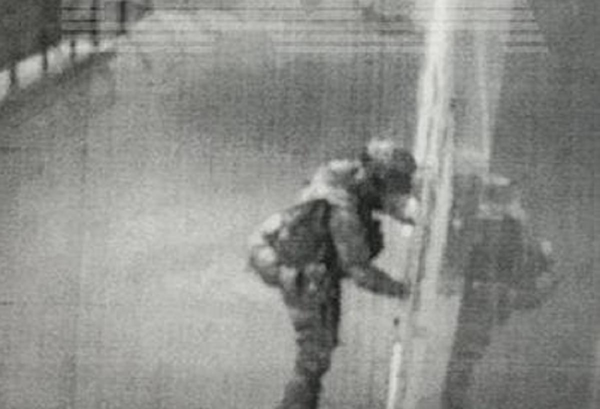 Преступнику удалось скрыться с места происшествия / t.me/bazabazon