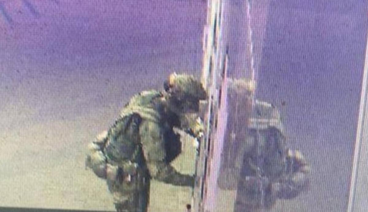 Мужчина в униформе совершил тройное убийство ради мести/ фото Телеграм-канал Baza