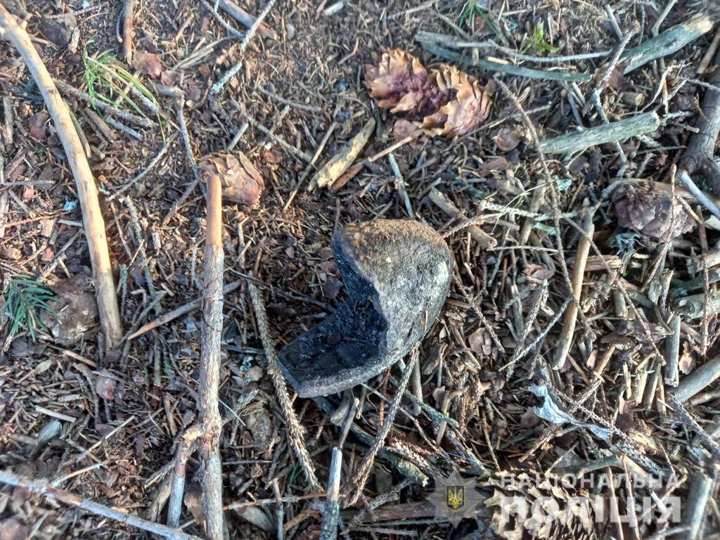 К трагедии мог привести взрыв снаряда / фото zk.npu.gov.ua