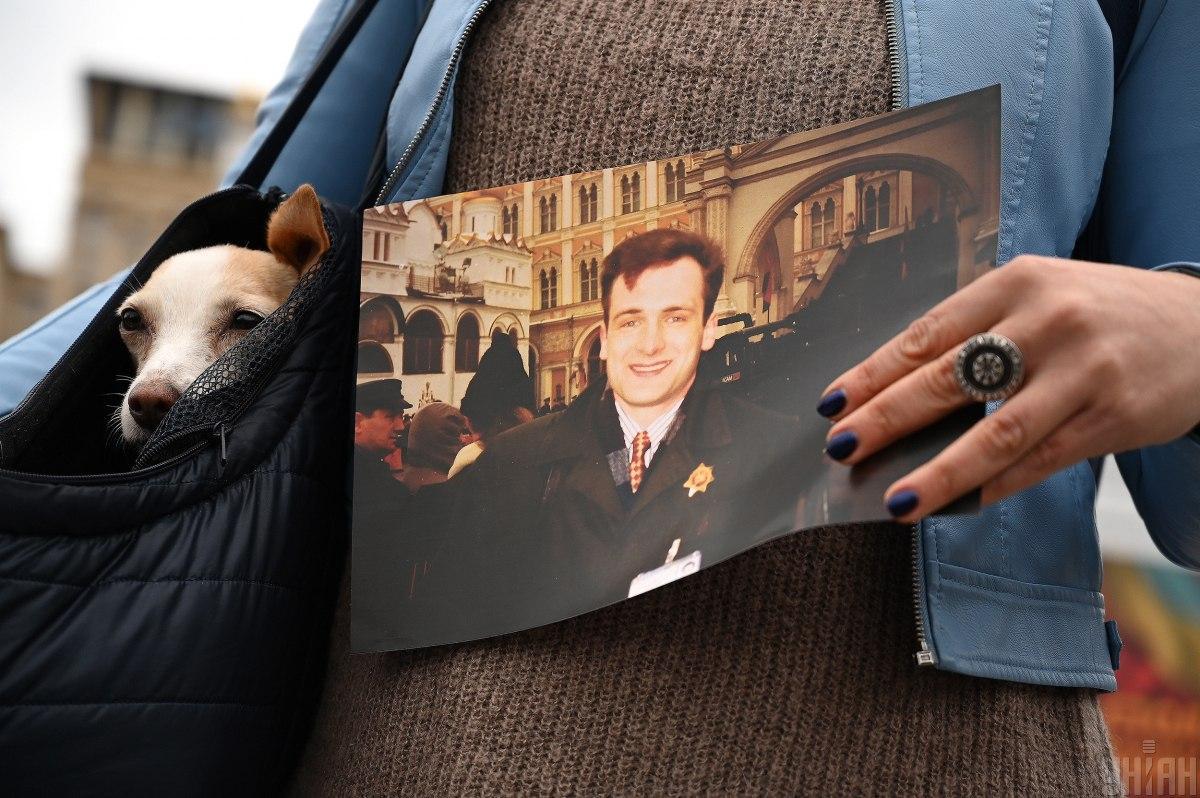В Києві відбулася акція пам'яті журналіста Георгія Гонгадзе / ілюстративне фото УНІАН