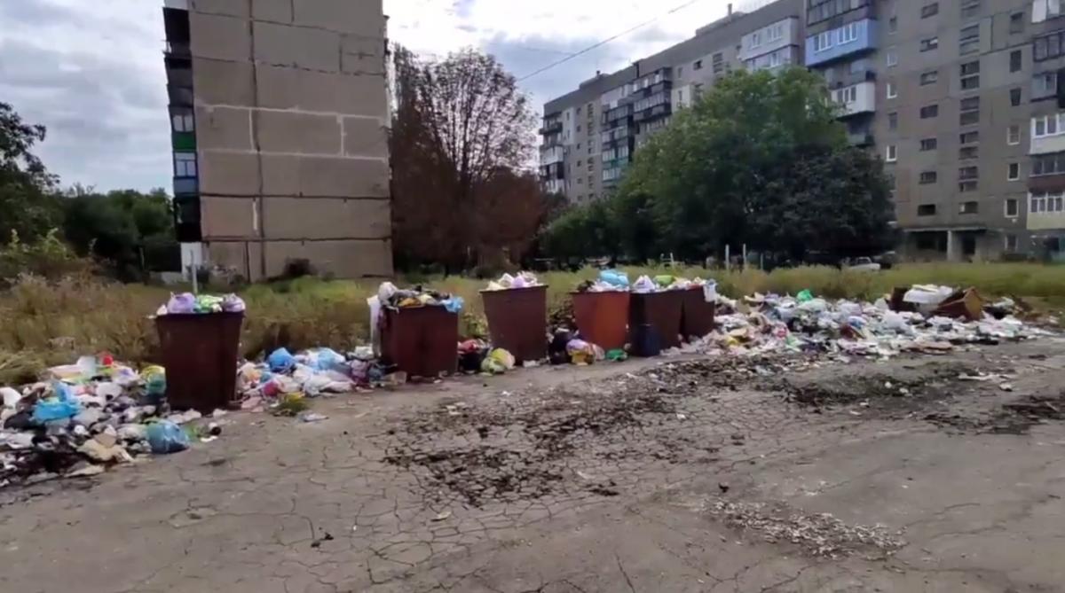 """Ситуацію в """"ДНР"""" показали на відео / скріншот"""