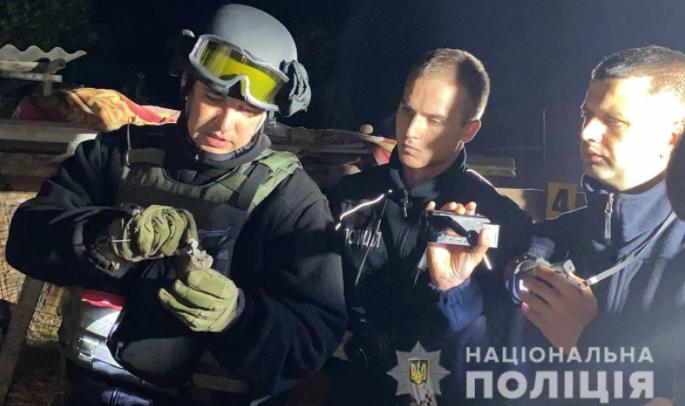 У Черкаській областіпідлітокпідірвався на снаряді й загинув / фото ch.npu.gov.ua
