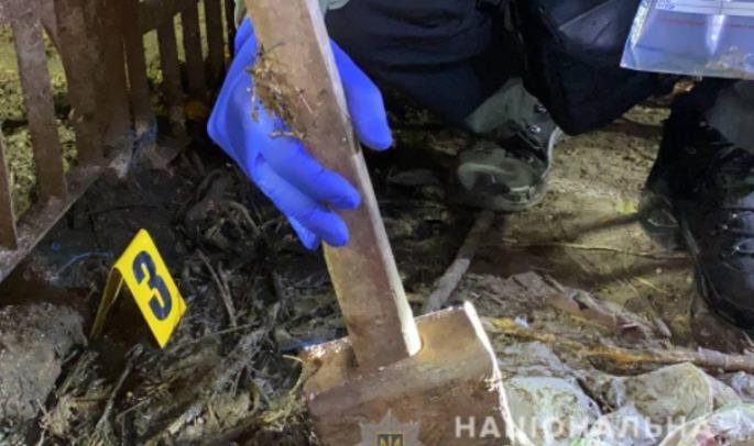 На Черкащині підлітокпідірвався на снаряді й загинув / фото ch.npu.gov.ua