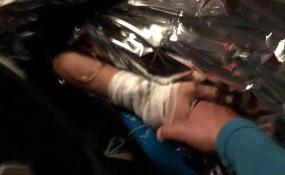 Турист рассказал о смертельном взрыве в Карпатах / фото facebook.com/malysh.orest