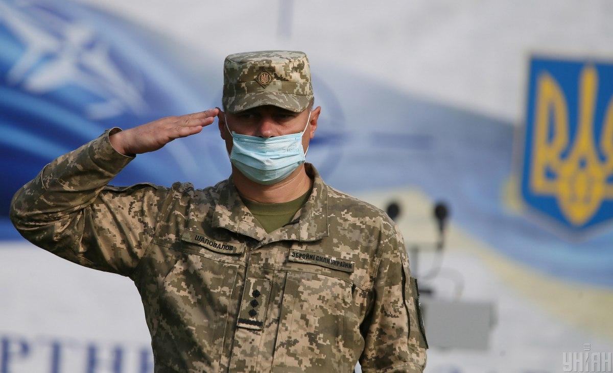 У навчаннях візьмуть участь 6 тисяч військових / фото УНІАН, Євгеній Кравс