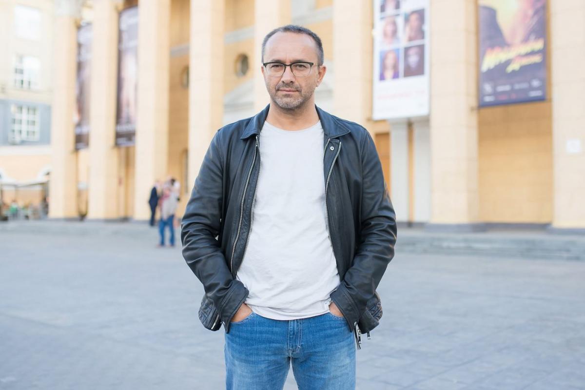Андрей Звягинцев / фото facebook.com/kinopobeda