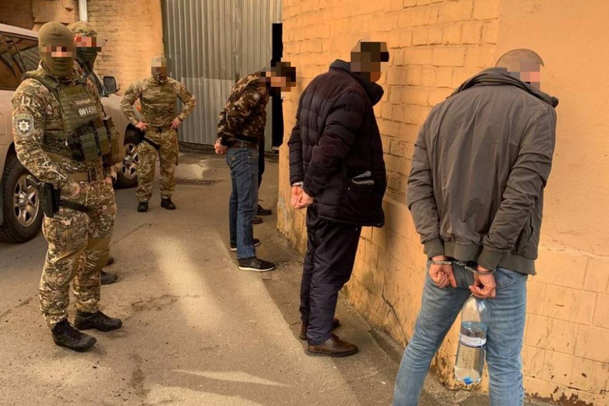 Поліція розкрила ОЗУ, яке влаштувала викрадення людини / Одеська обласна прокуратура
