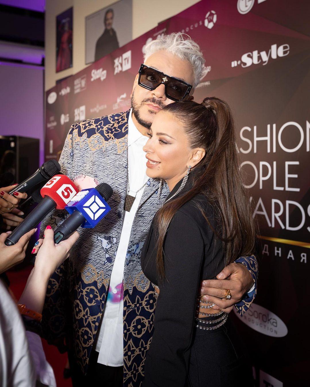 Киркоров с Лорак обнимались на вечеринке / фото instagram.com/fkirkorov