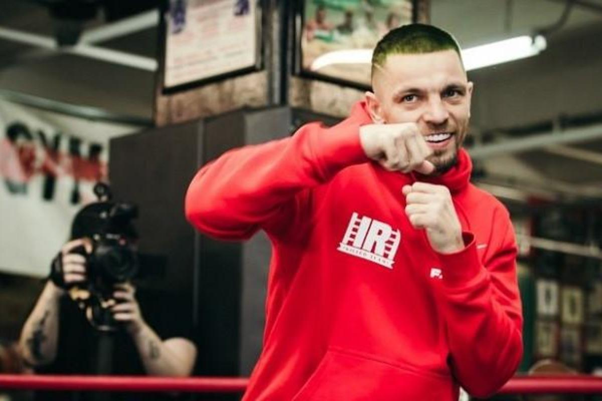 Іван Редкач / фото boxingscene.com
