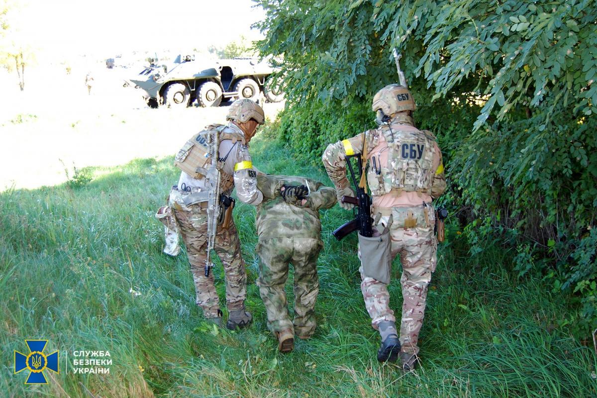 СБУ провела обучение на Сумщине и Черниговщине / фото СБУ