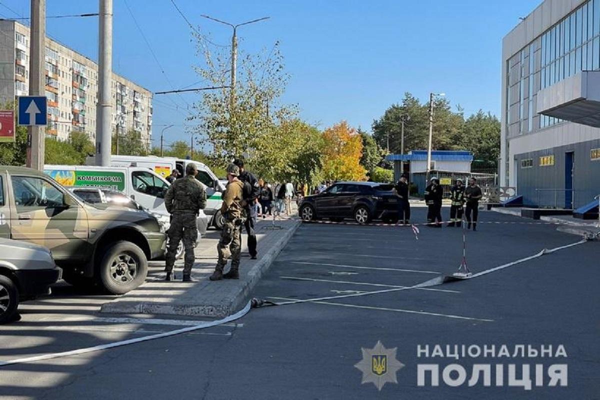 Неизвестные сообщили о минировании в Северодонецке и Старобельске / фото - lg.npu.gov.ua