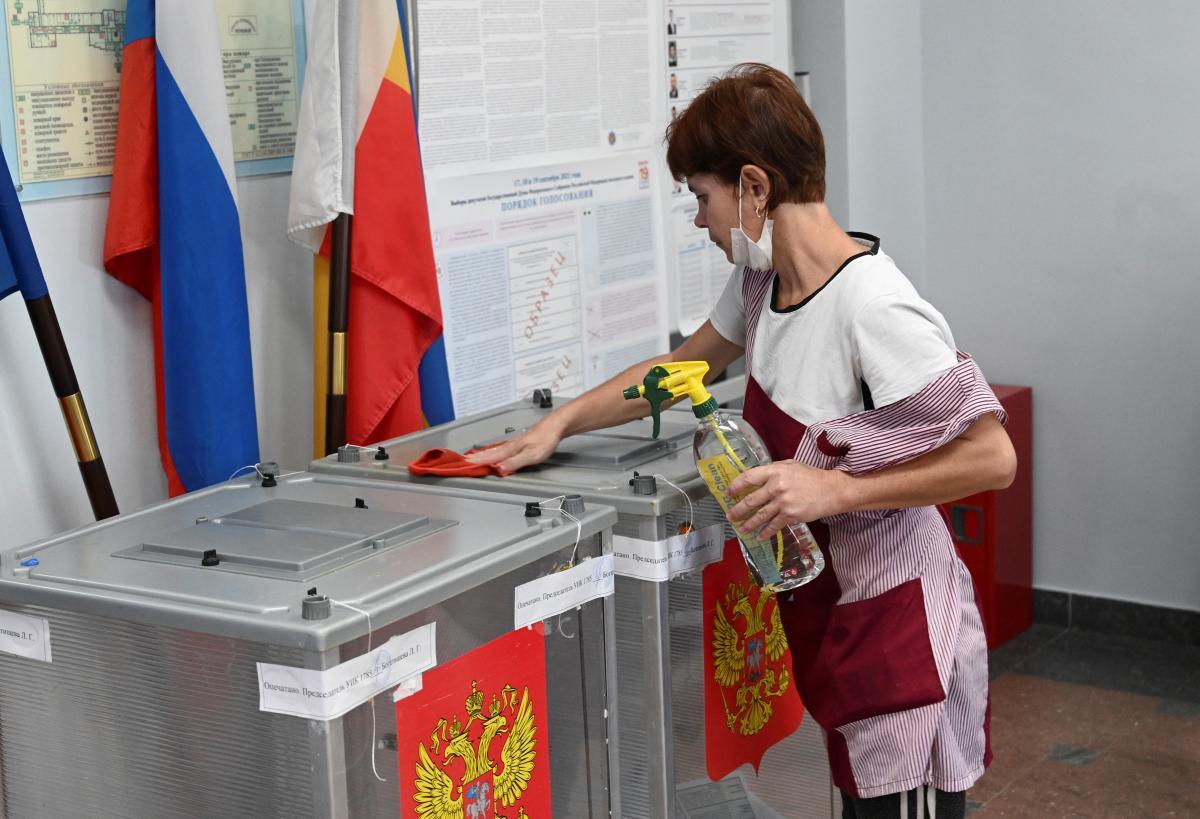 Україна покарає організаторів російських виборів в ОРДЛО / фото REUTERS