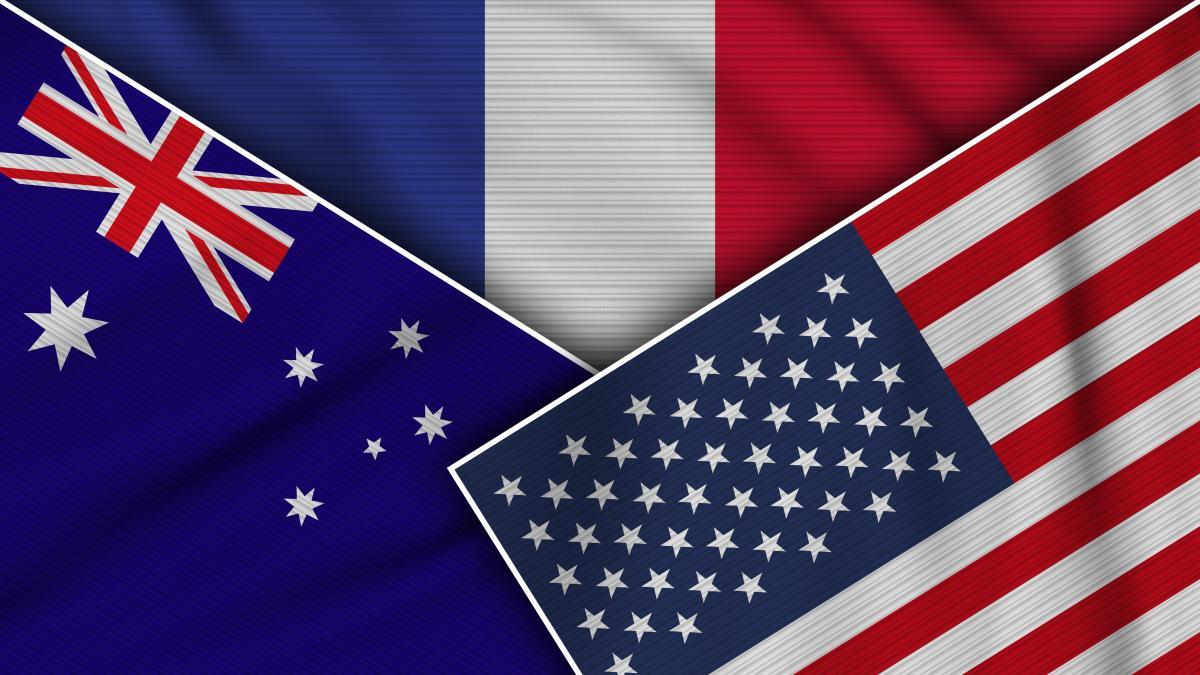 Франция отзывает послов из США и Австралии/ фото ua.depositphotos.com