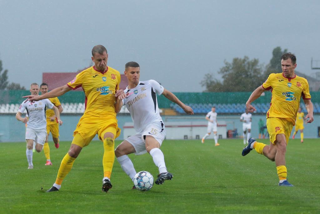 Колос обыграл Ингулец / фото upl.ua