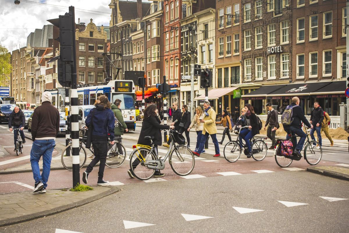 Амстердам, Голландия / фото ua.depositphotos.com