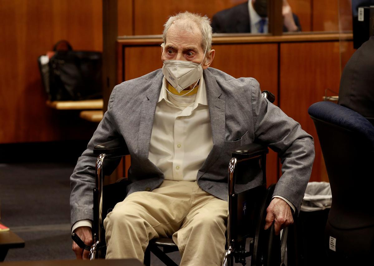 78-річному бізнесменові загрожує довічне ув'язнення \ фото REUTERS