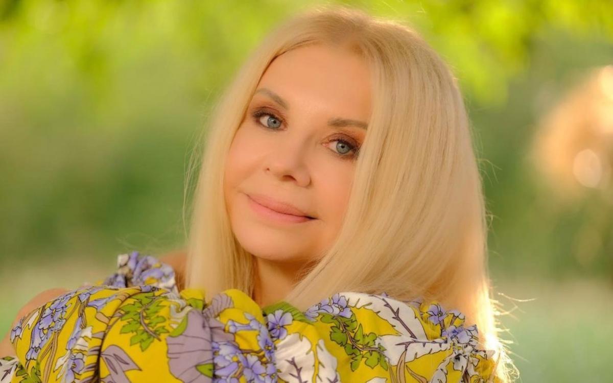 Людмила Балан / фото instagram.com/ludmilabalan