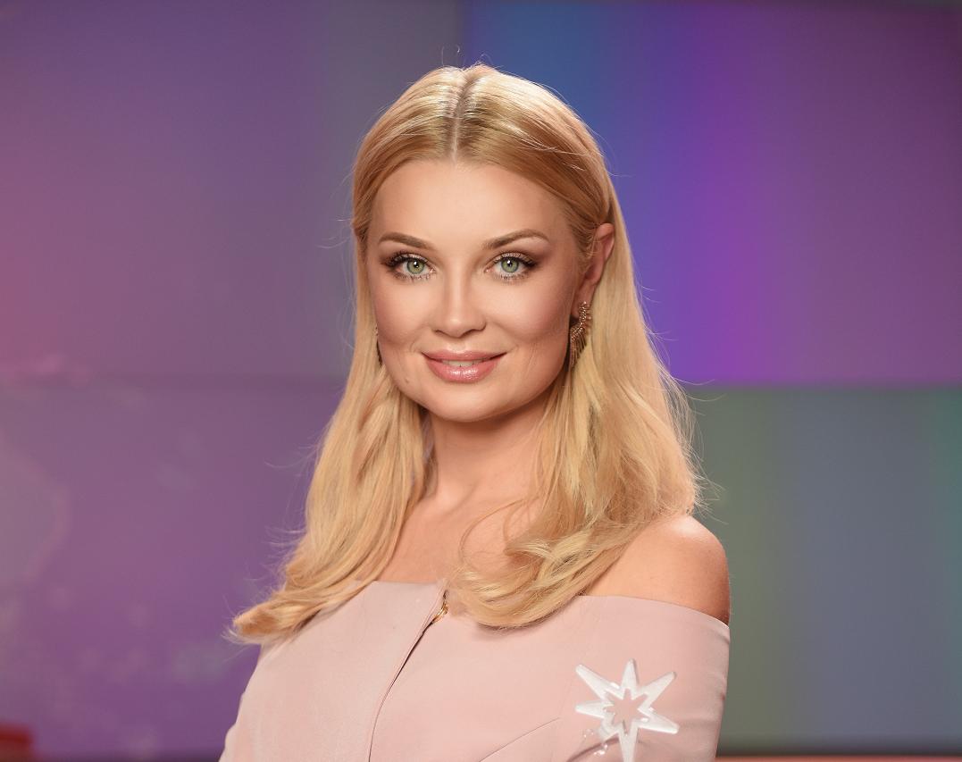 Телеведуча Лідія Таран / прес-служба 1+1