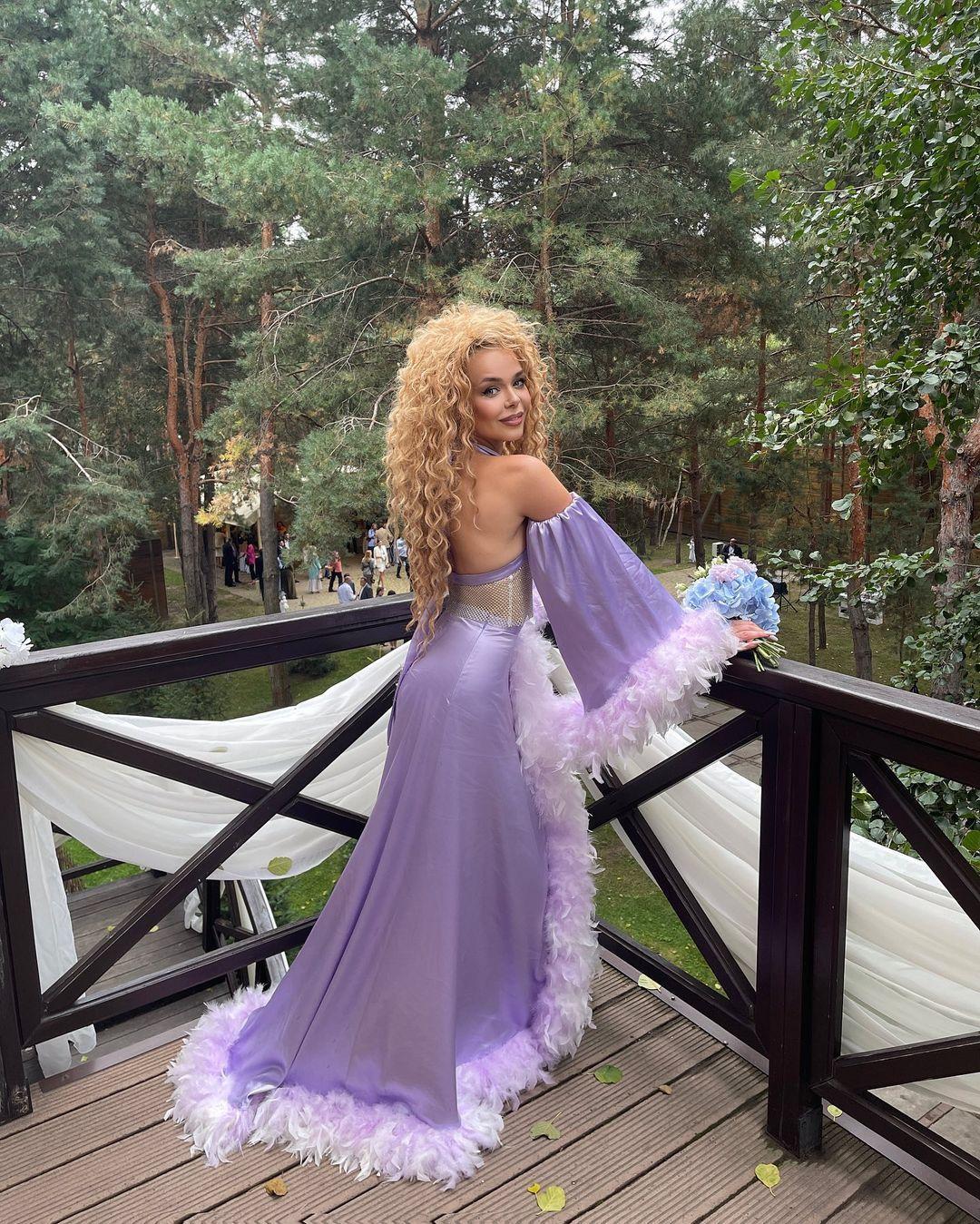 Гросу показала фото з весілля / instagram.com/alina_grosu
