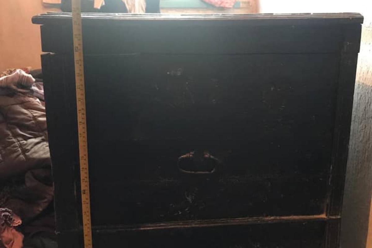 У Донецькій області дітей знайшли мертвими у старій скрині / фото facebook.com/Артем Кисько