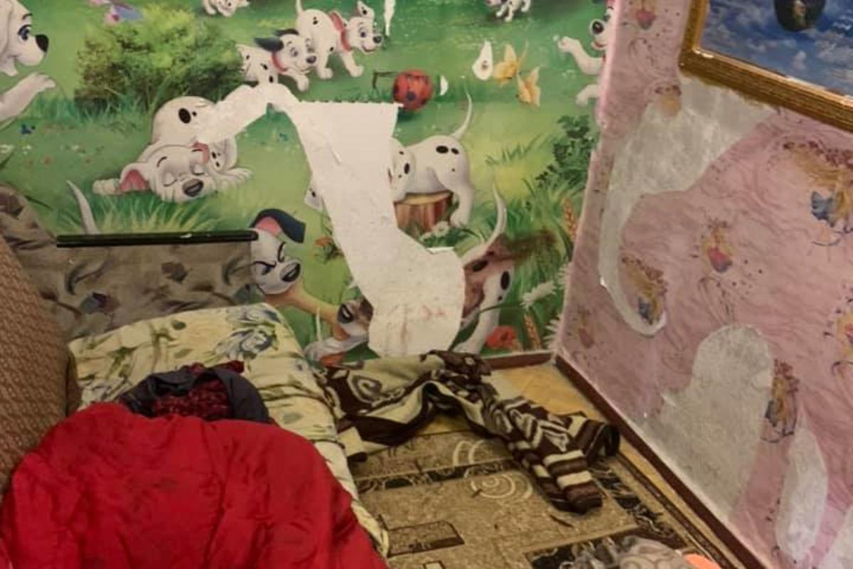 Правоохоронці повідомили, чому на Донеччині малолітні брат тасестра загинули у скрині / фото facebook.com/Артем Кисько