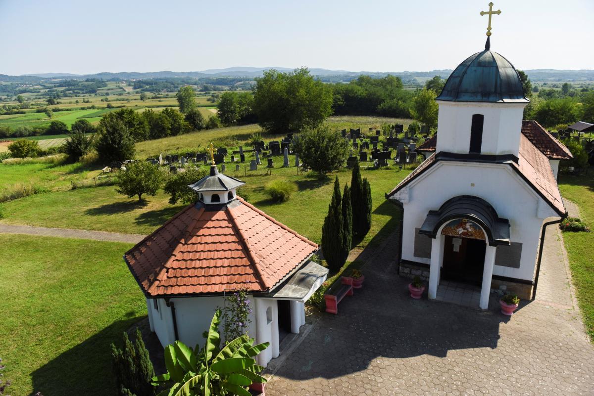 Поява незалежної Чорногорії ніяк не вплинула на сербську церкву / фото REUTERS