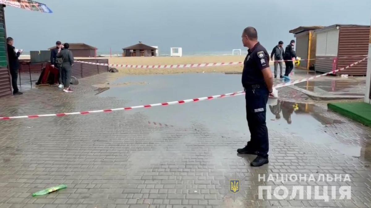 У Затоці вбили 35-річного громадянина Киргизстану / фото прес-служба поліції Одеської області