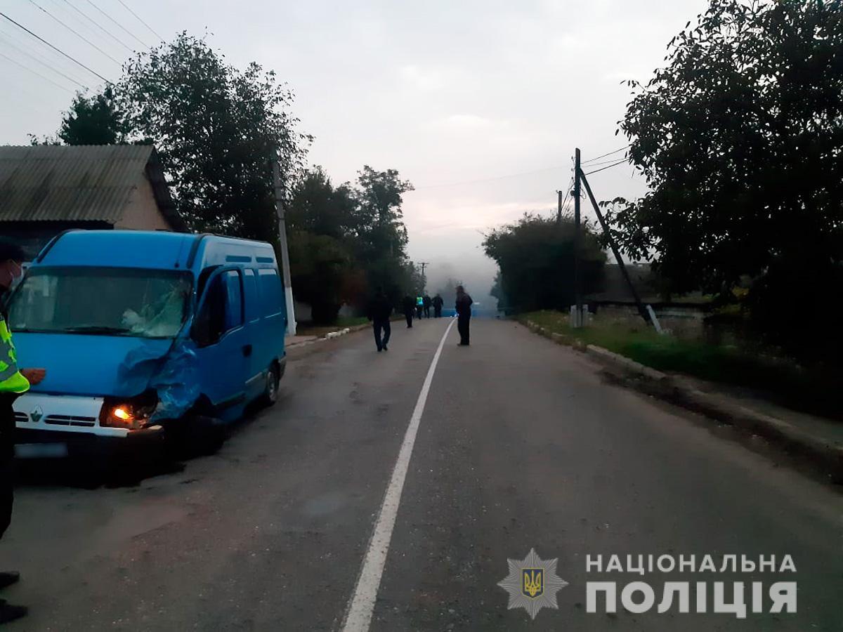 В Чернівецькій області сталася смертельна аварія / фото прес-служба поліції Чернівецької області