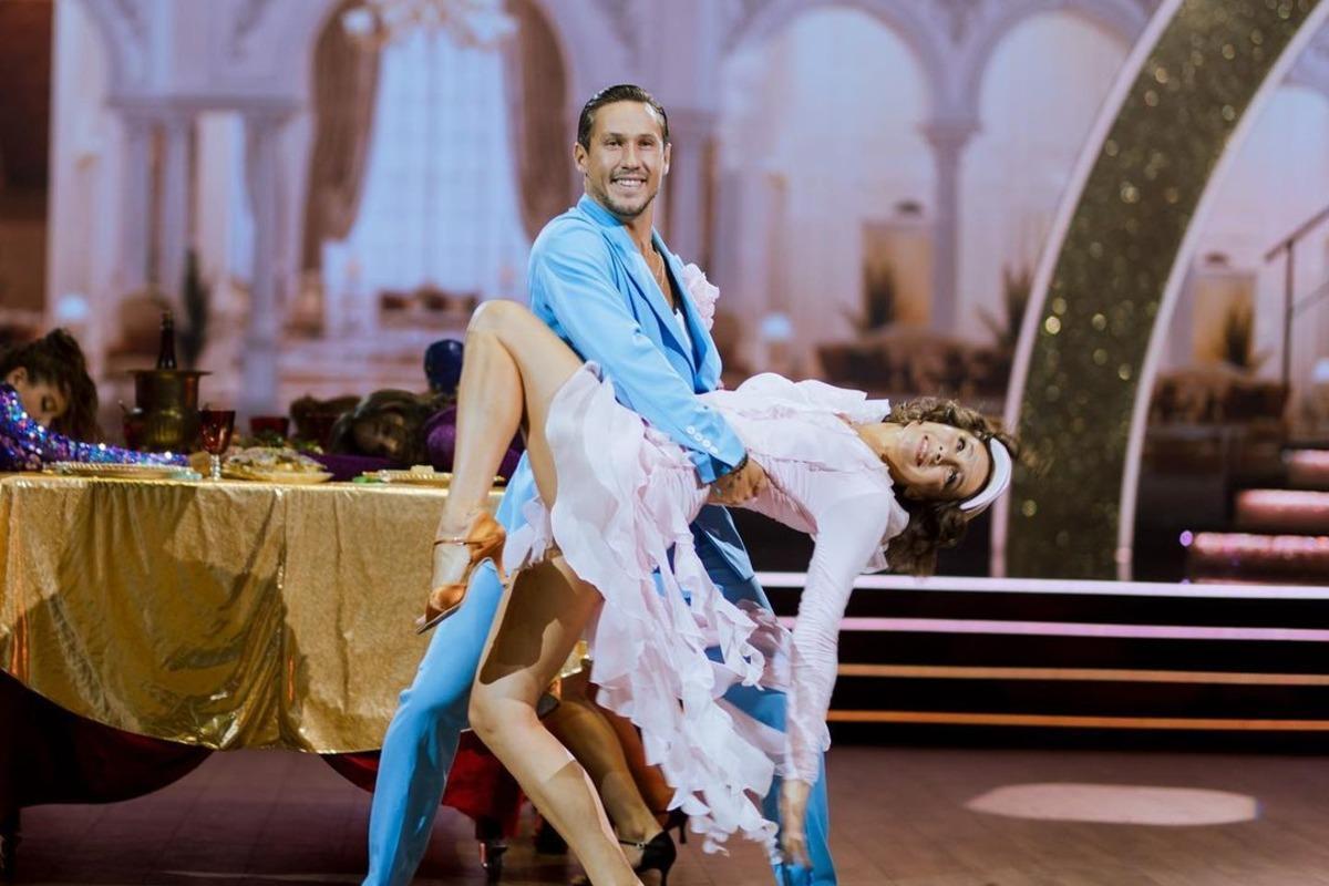 """Машлятіна залишила шоу """"Танці з зірками"""" / фото instagram.com/tanci1plus1"""