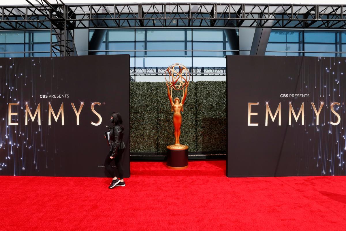 Премія Еммі - 2021 / фото REUTERS