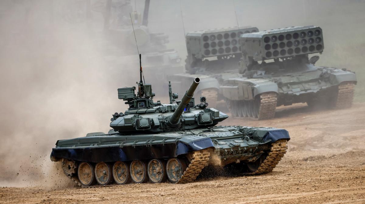 Військові загрози з боку РФ на Півдні України з кожним роком лише зростають / фото REUTERS