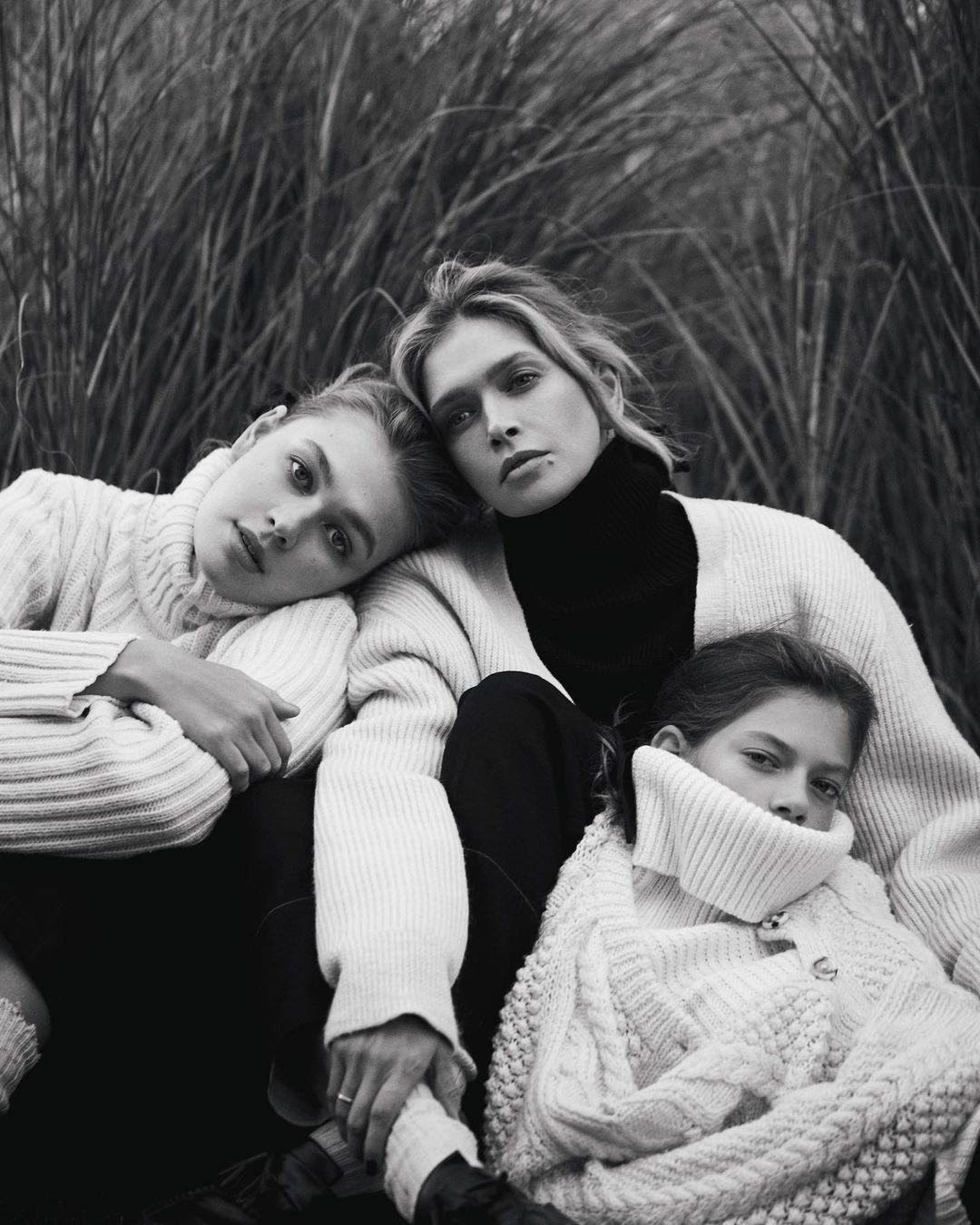 Брежнєва поскаржилася на розлуку з дочкою / instagram.com/ververa