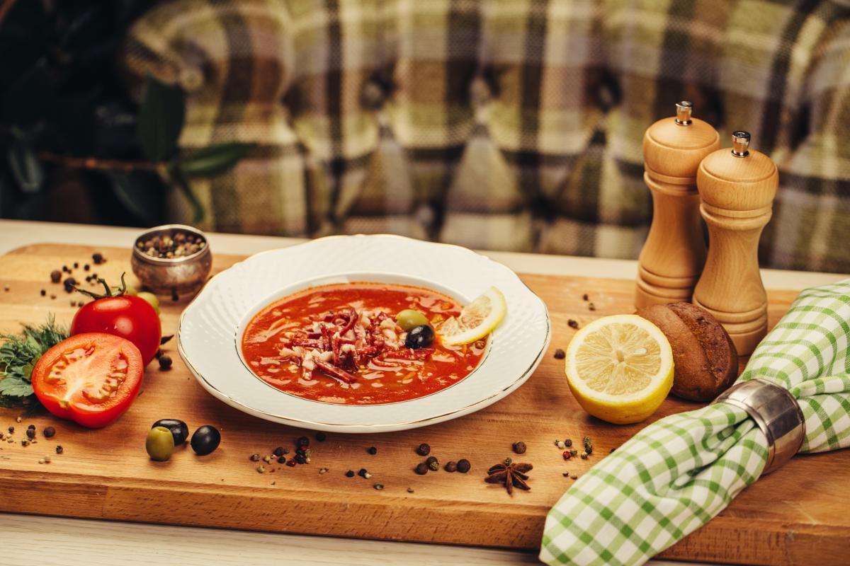 Рецепт украинской солянки / depositphotos.com