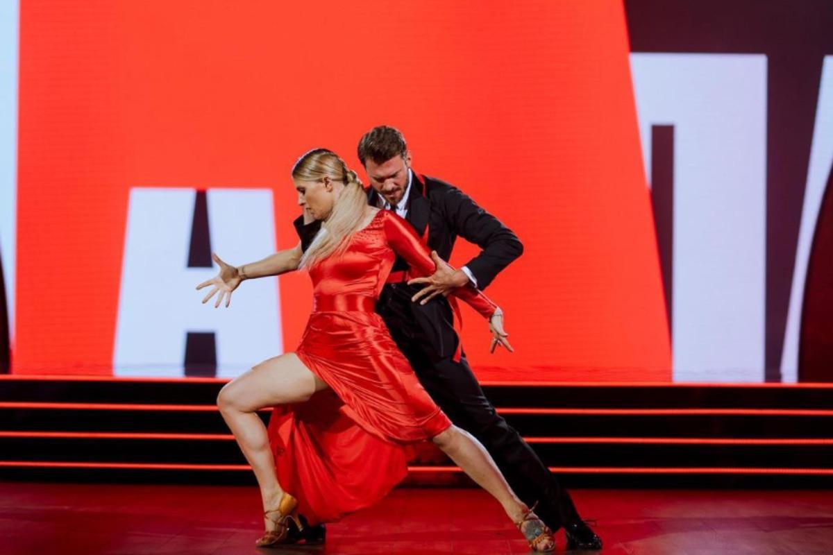 Харлан та Дікусар виконали пристрасне танго / фото instagram.com/tanci1plus1