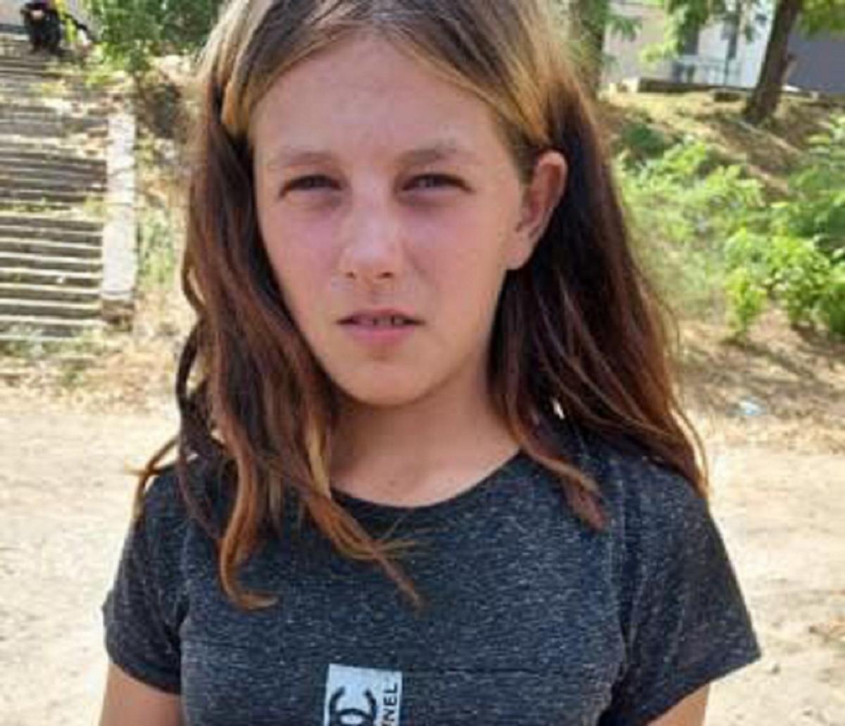 В последний раз Таня была одета в черную кофту и серые джинсы / фото facebook.com/khersonpolice.official