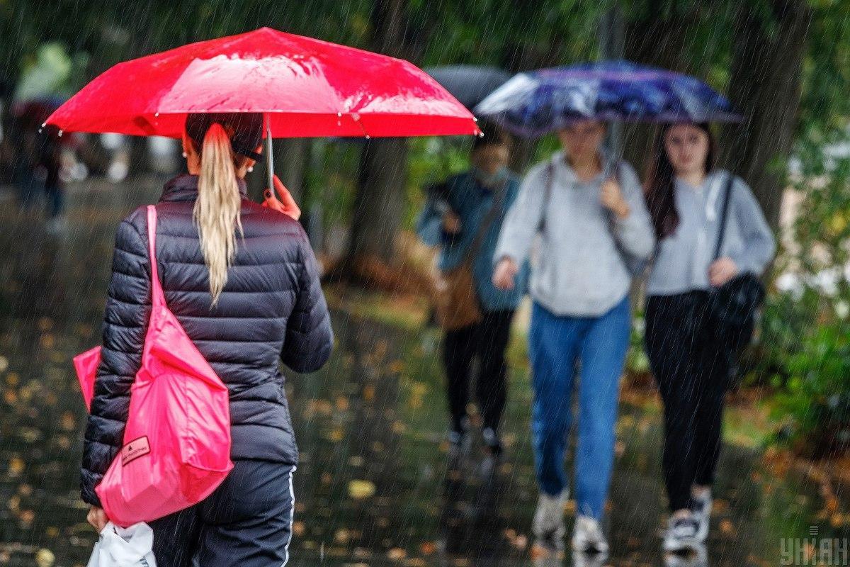 22 сентября в Киеве ожидается дождь / фото УНИАН, Немеш Янош