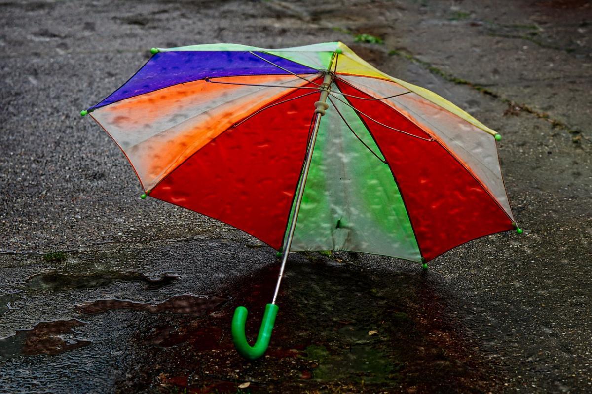 В Україні очікуються невеликі дощі / фото pixabay.com