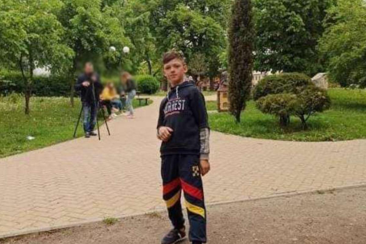 На Черкащині розшукують 11-річного Петра Фейфера / фото npu.gov.ua