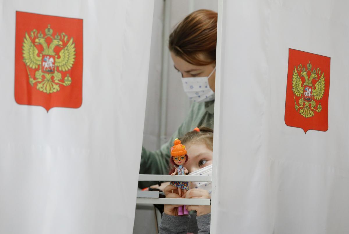 ЄС не визнав російські вибори в Криму / фото REUTERS