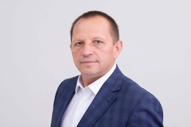 Мэр Староконстантинова Николай Мельничук