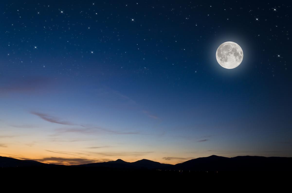 Місячний календар на жовтень 2021 / depositphotos.com