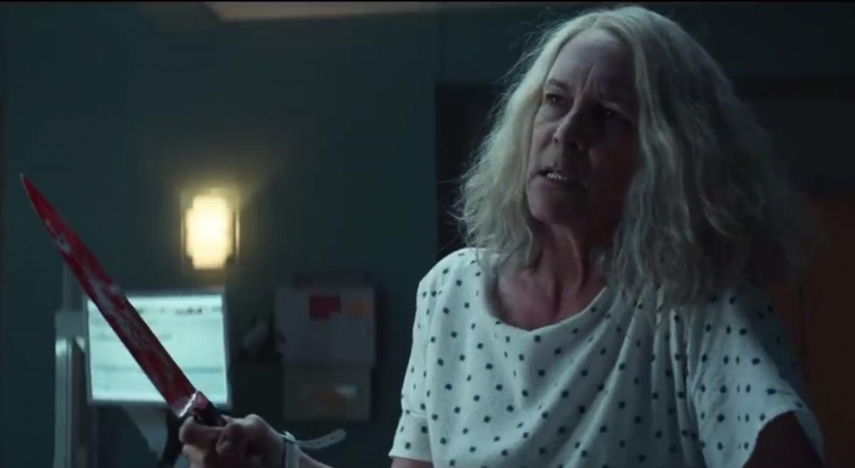 Джеймі Лі Кертіс зіграла у фільмі головну роль / скріншот