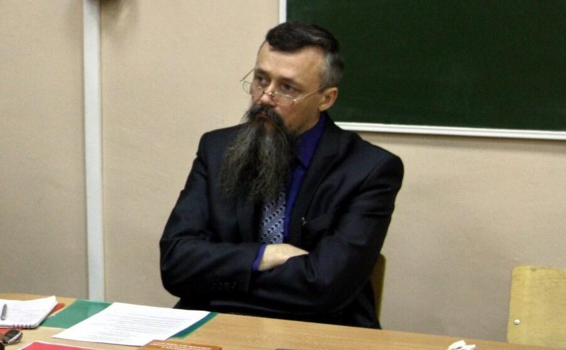 Олег Сыромятников/ фото vk.com/id224119947