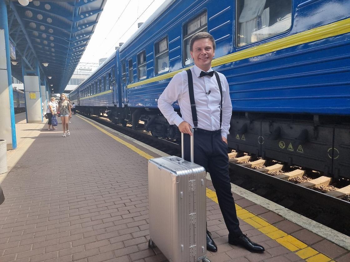 Дмитрий Комаров / пресс-служба 1+1