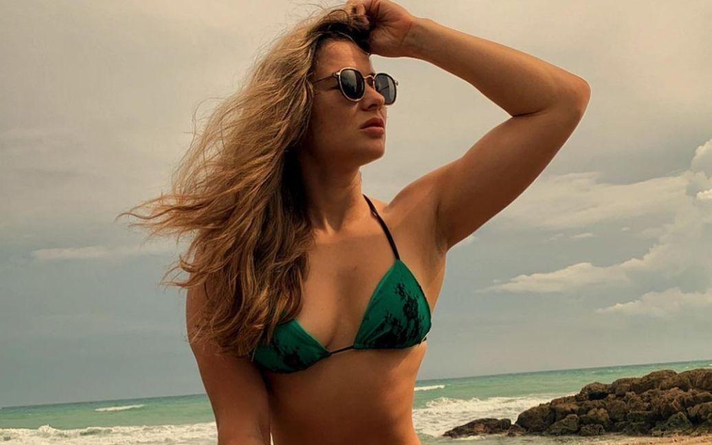 Марина Мороз / фото instagram.maryna_moroz_ufc