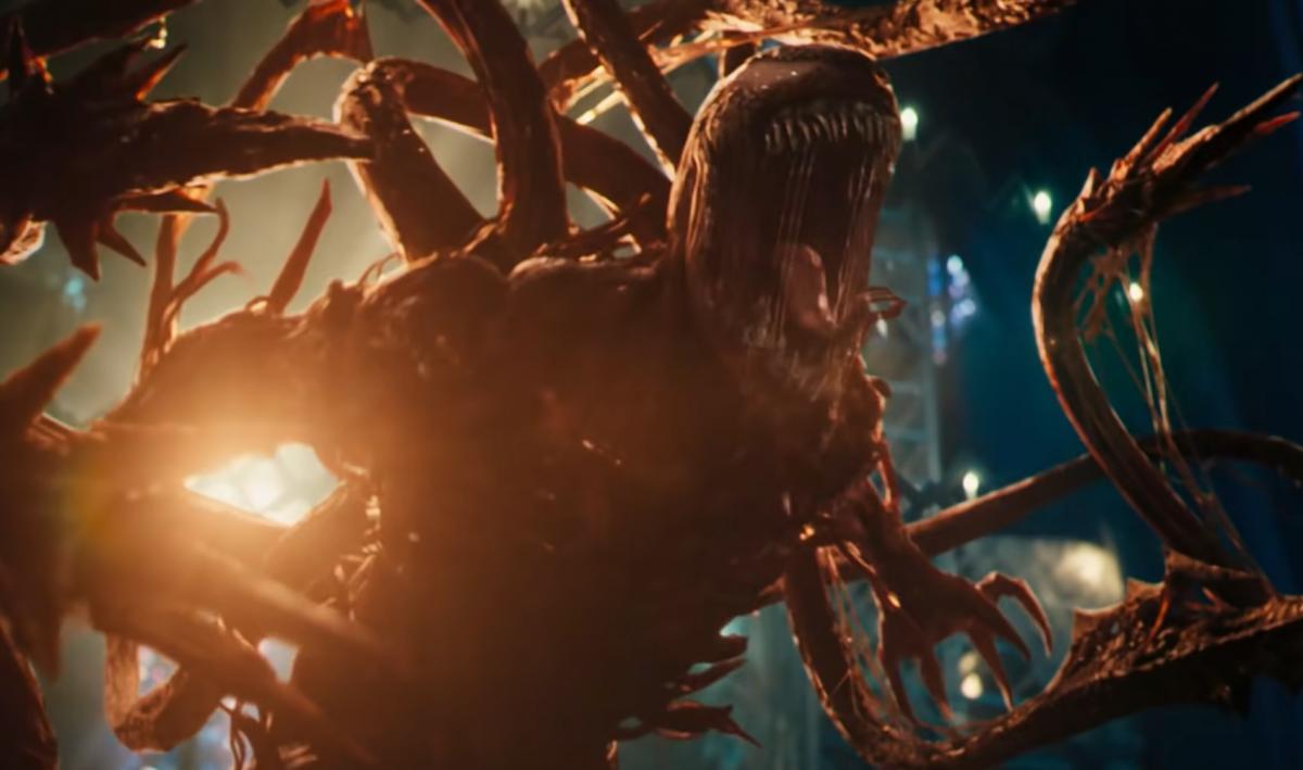 """Скріншот з фільму """"Веном 2"""""""